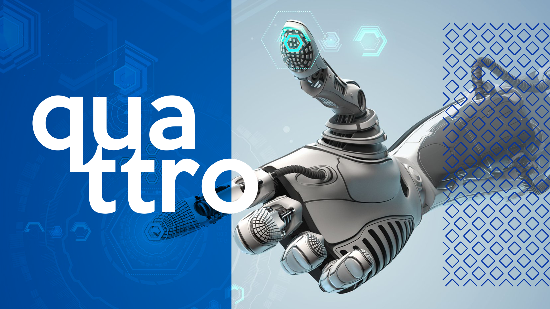 Quattro - Imagem Robótica